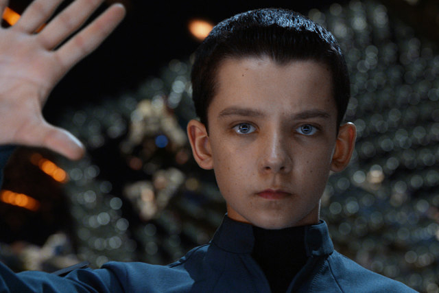 "Asa Butterfield, who starred in ""Ender's Game"" and ""Hugo,"" is rumored to be the next Spider-Man."
