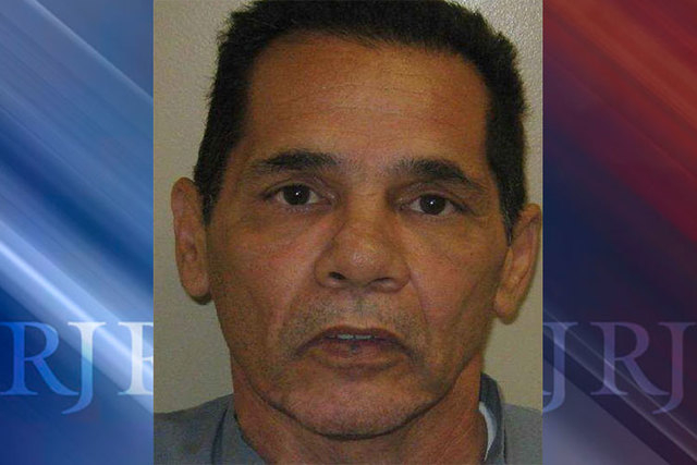 Charley Matanza, an inmate at the Southern Desert Correctional Center in Indian Springs, died Sunday at the prison. (Courtesy/Nevada Department of Corrections)