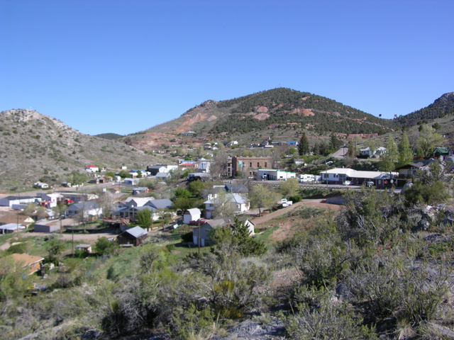In its heyday, Pioche had about 10,000 residents and a reputation as perhaps the most lawless town in the West. (Courtesy/Pioche Chamber of Commerce)