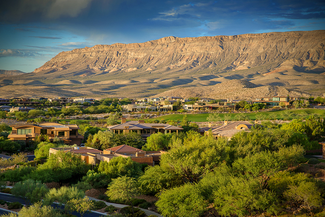 The Ridges in Summerlin (Courtesy)