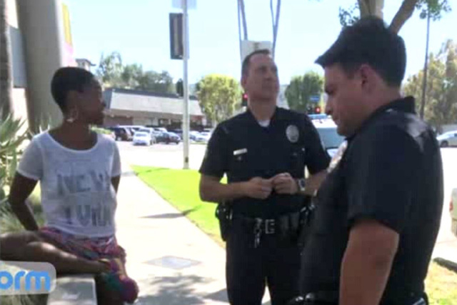 Actress Daniele Watts, who accused Los Angeles police of mistreating her due to her race during an arrest last year, pleaded no contest to disturbing the peace over the incident on Monday and was  ...