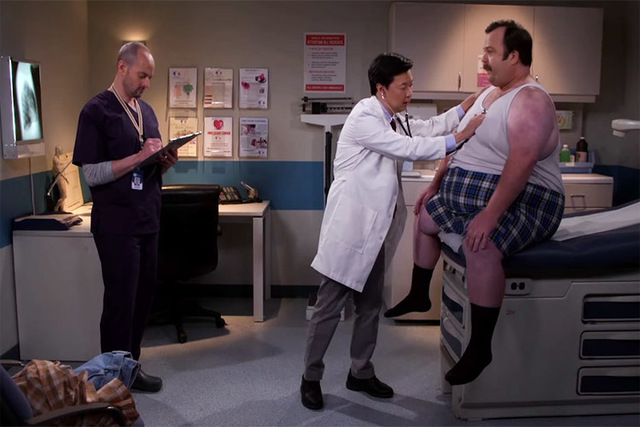 """Dr. Ken"" Screengrab (ABC Television Network/YouTube)"