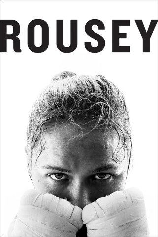 """Ronda Rousey book, """"My Fight/Your Fight"""" (Jacket photo courtesy of Regan Arts)"""