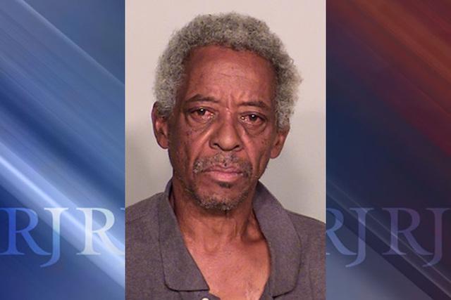 Ivory Hawkins, 63 (Courtesy Las Vegas Metropolitan Police Department)