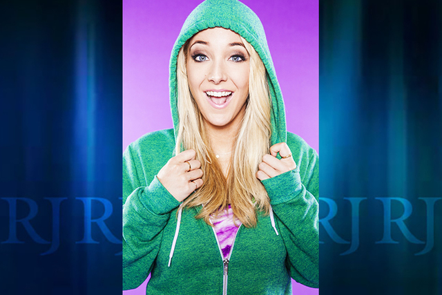 Youtube star jenna marbles turns down fortune las vegas review journal jenna marbles courtesy solutioingenieria Gallery