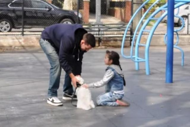 A new social experiment video shows that children don't always run away from strangers who approach them, which might teach parents about child abductions.