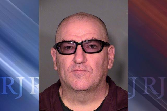 Mark Carpenter, 47 (Courtesy Las Vegas Metropolitan Police Department)