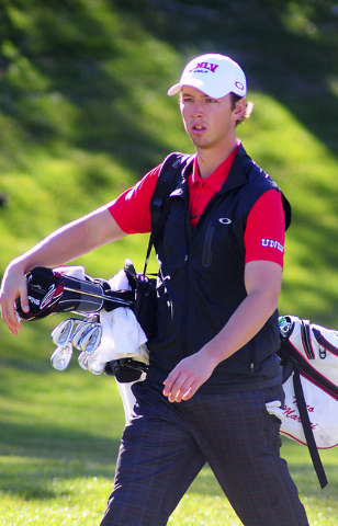 Junior Nicholas Maruri was added to the UNLV lineup for the Mountain West men's golf championships, which begin Friday in Tucson, Ariz. Maruri broke his right ankle in a car accident during the  ...