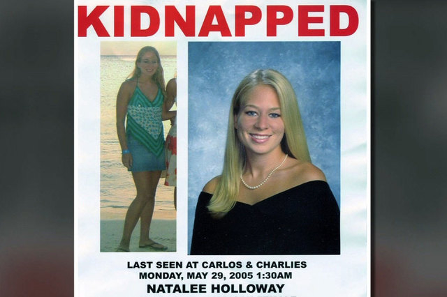 Natalee Holloway was last seen leaving a Carlos'n Charlie's restaurant in Oranjestad, Aruba, before she disappeared on May 30, 2005. (CNN)