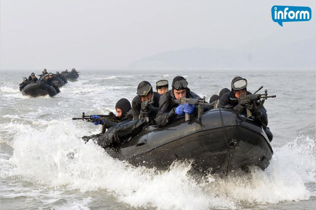 North Korea threatened to open fire without warning on any South Korean naval ships entering disputed waters off the west coast. (Inform/NDN)