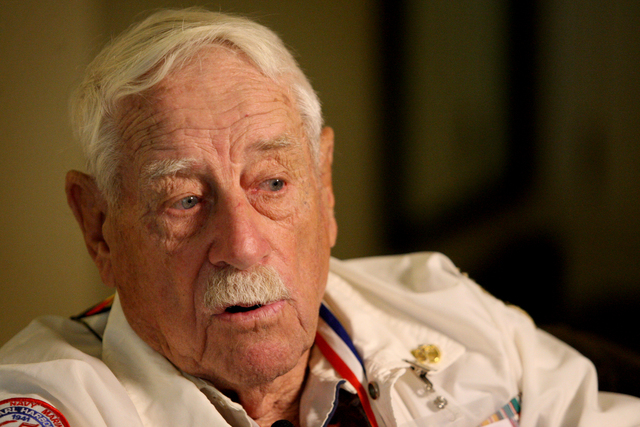 Pearl Harbor Survivor, Delton E. (Wally) Walling, 94, describes the scene on the morning of December 7, 1941 when he witnessed the Japanese air attack on Pearl Harbor from a tower on Ford Island.  ...
