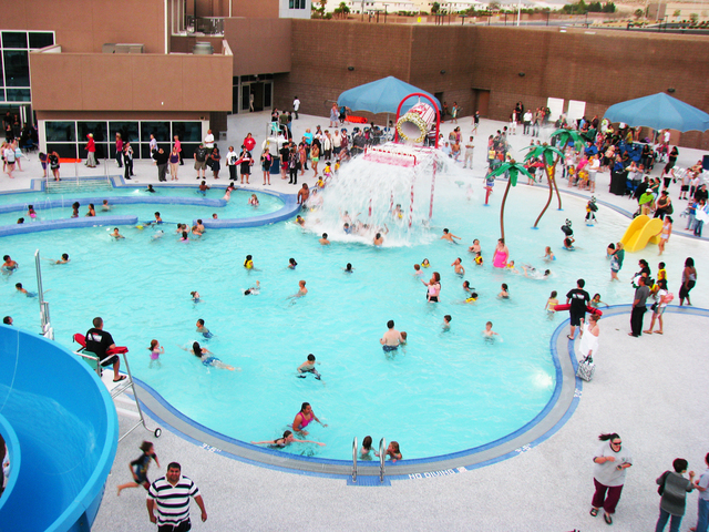 East Side Pools And Water Parks Offer Plenty Of Cool Options Las Vegas Review Journal