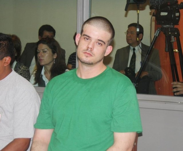 Peruvian judges sentenced Dutch national Joran van der Sloot to 28 years in prison and ordered him to pay thousands of dollars in reparations on Jan. 13, 2012, for the 2010 killing of a 21-year-ol ...