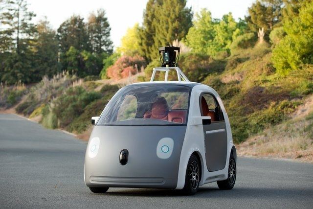 Google is testing out a prototype that will enable fully autonomous driving. (CNN)
