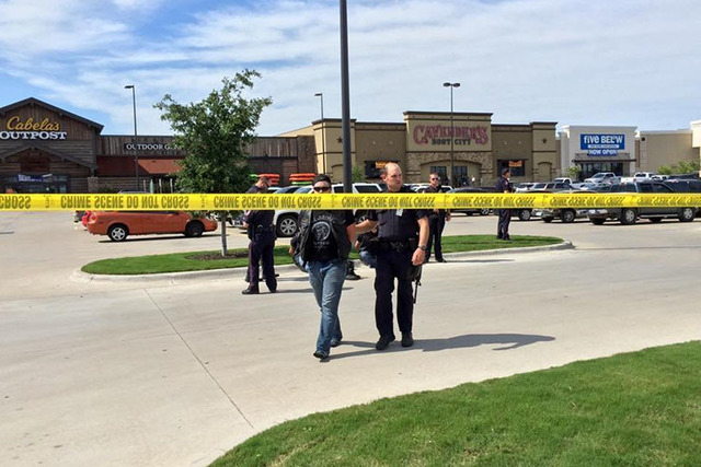 Nine people died and 18 were hospitalized after a brawl and shooting at a Waco, Texas Twin Peaks restaurant Sunday, May 17, 2015. The brawl between members of different motorcycle gangs resulted i ...