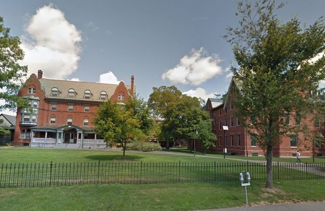 Smith College is seen in Northampton, Mass. (Courtesy, Google Maps)