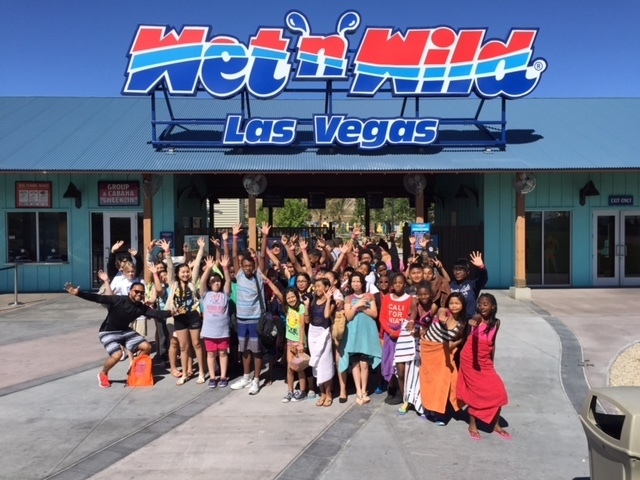 After-School All-Stars Las Vegas hosted its second annual Splashdown for Kids event April 25 and 26 at Wet'n'Wild Las Vegas, 7055 S. Fort Apache Road. The event was co-hosted by Communities In ...