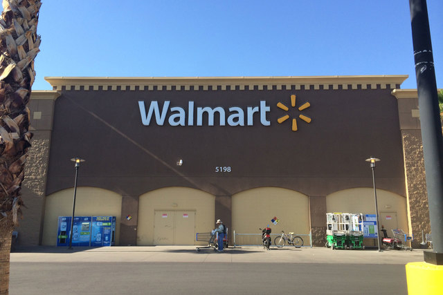 A man was wounded in a shooting early Thursday morning, May 28, 2015, in the parking lot of Wal-Mart, 5198 Boulder Highway. (Bizuayehu Tesfaye/Las Vegas Review-Journal) Follow Bizu Tesfaye on Twit ...