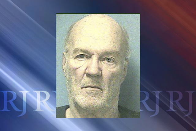 John Englehart, 68, died Monday at the infirmary of High Desert State Prison in Indian Springs. (Courtesy/Nevada Department of Corrections)