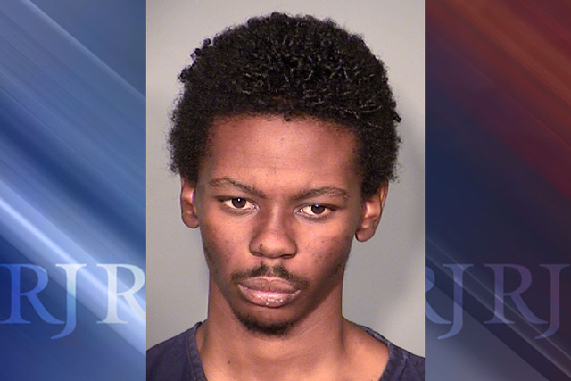 Zayquan Jones, 18 (Courtesy Las Vegas Metropolitan Police Department)