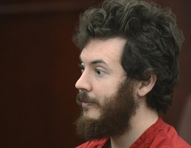 Accused Aurora theater gunman James Holmes listens during his arraignment in Centennial, Colorado March 12, 2013. (REUTERS/R.J. Sangosti/Pool)