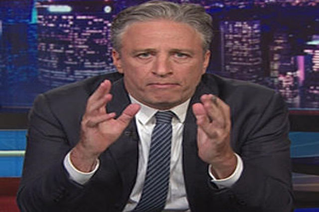 Jon Stewart. (Entertainment Tonight/NDN)