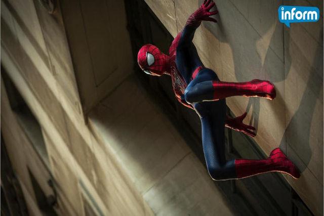 Spider Man Courtesy (Inform/NDN)