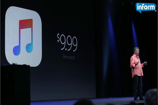 Apple Music (Inform/NDN)