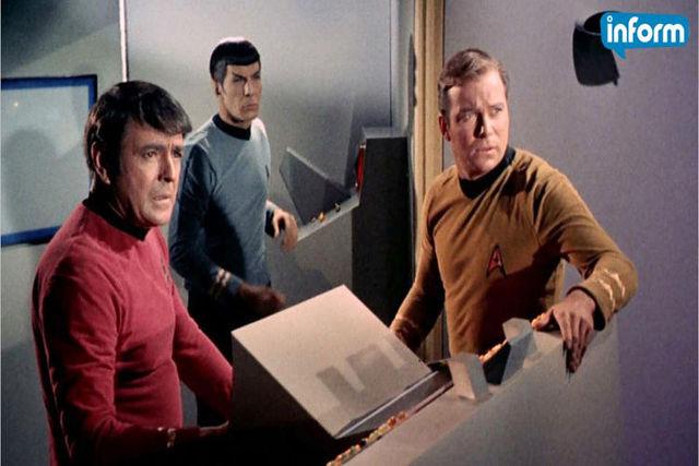 """""""Star Trek"""" (Inform/NDN)"""