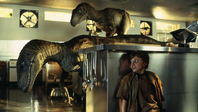 """Joseph Mazzello in """"Jurassic Park."""""""