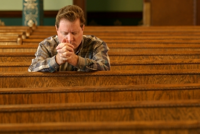 Go to many churches on a Sunday morning and you'll find something missing: men. One critic says more than 60 percent of people attending weekly worship are female. But some churches are succeeding ...