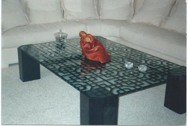 Glass Thickness Important Detail When Designing Tabletops Las