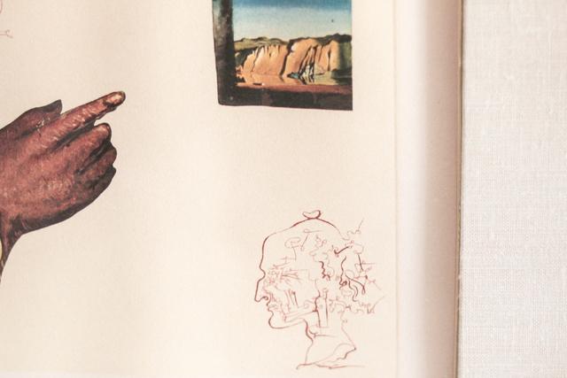 Treasure hunter' finds Dali print at Henderson garage sale