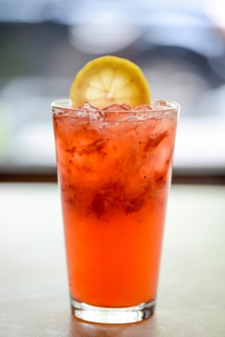 Louie's Spiked Lemonade will be among the offerings at the Summer Cocktail Tasting at Carmine's at the Forum Shops at Caesars. (Courtesy photo)