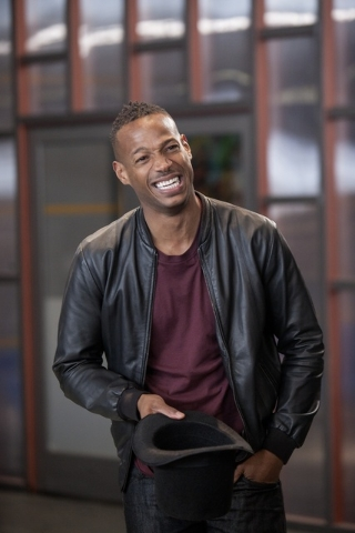 Marlon Wayans (Courtesy photo by Patrick Wymore for TBS)