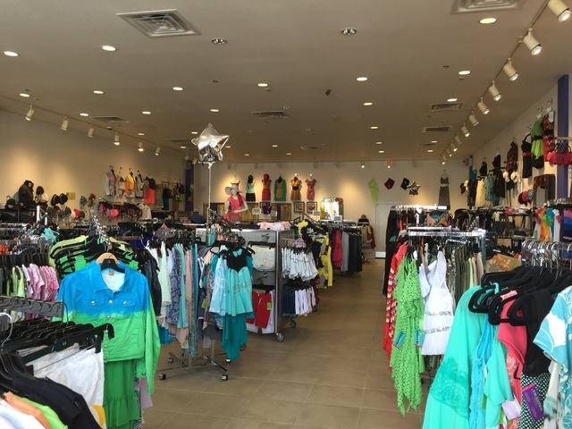 What is the cheapest clothing store in Las Vegas?