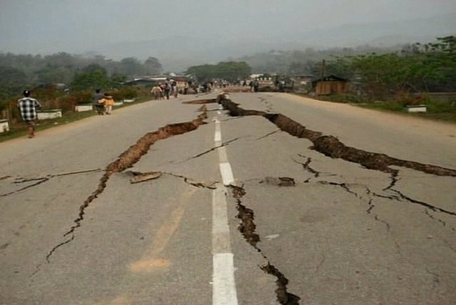 Malaysian Earthquake Being Blamed on Naked Tourists
