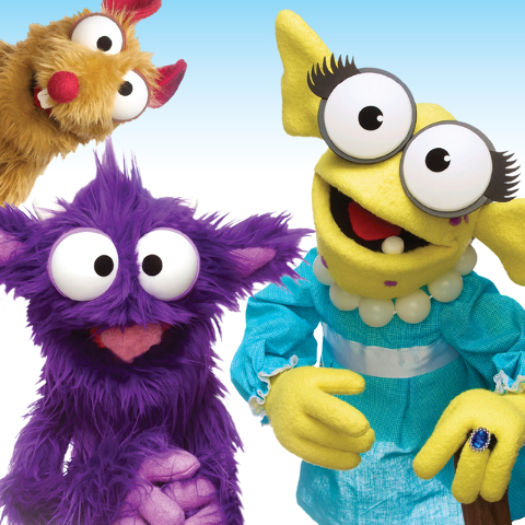 """Audiences can meet Red the Rat, Melvin the Monster and his Grandmonster in the puppet musical """"Monster Intelligence"""" July 22 and 23 as part of the city of Las Vegas' Children's Summer Concert Seri ..."""