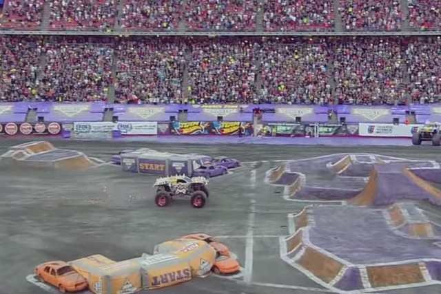 (Screengrab/Monster Jam Lord/YouTube)