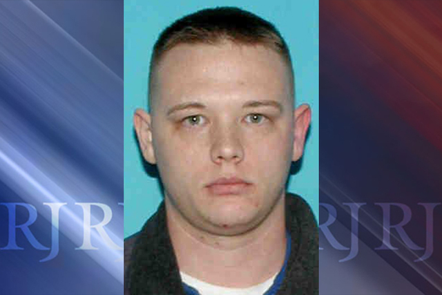 Okla  cop arrested in Vegas on Calif  kidnapping warrant