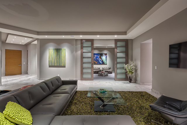 Courtesy photo No. 4505 at The Residences at Mandarin Oriental sold  for $1,234.10 per square foot on May 21, which set a record this year for price.  Kamran Zand of Luxury Estate International ha ...
