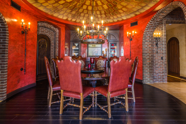 The dining room.  (Courtesy photo)