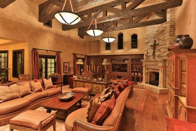 The family room  (Courtesy photo)