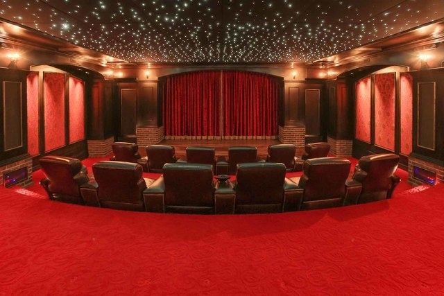 Home theater  (Courtesy photo)