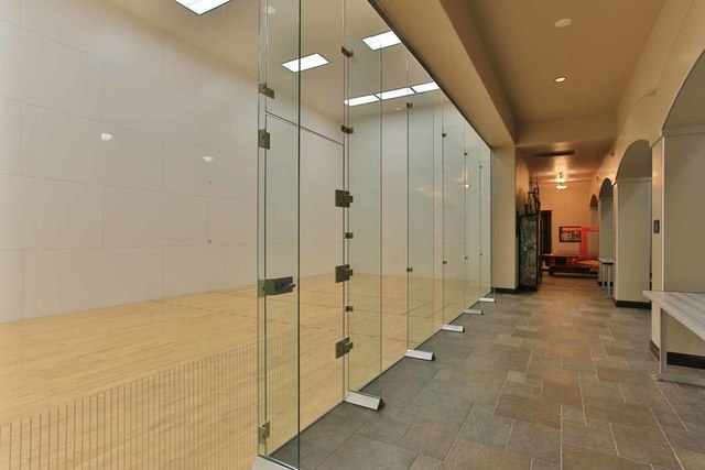 Million dollar homes are sports lovers paradise photos for Build a racquetball court