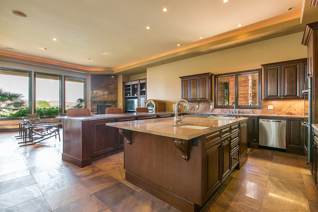 Courtesy photo The kitchen facilities are tremendous. In fact, they are doubled. A large, open central kitchen with industrial-quality appliances serves for day-to-day needs. For times when reside ...