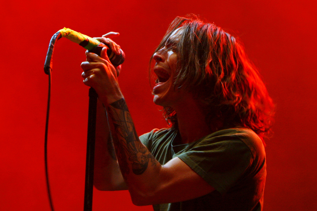Incubus will play two shows at The Joint at the Hard Rock Hotel over Labor Day weekend. Tickets go on sale Friday. (Monica Quesada/Reuters)