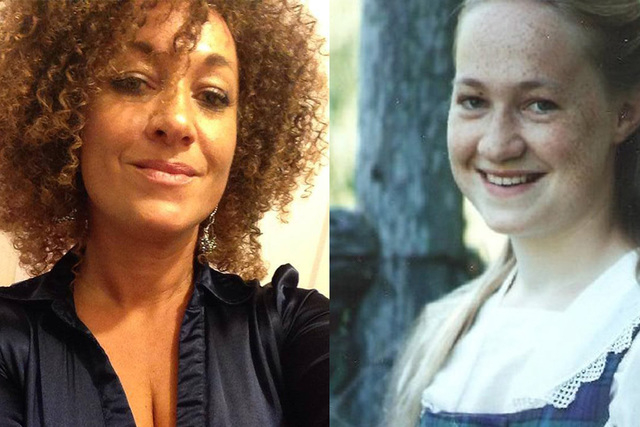 Rachel Dolezal, former president of the NAACP chapter in Spokane, Washington, resigned Monday, June 15, 2015, amid allegations of lying about her race. Dolezal is also a quarterly professor at Eas ...