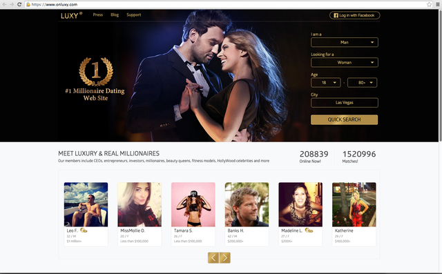 Las vegas dating websites