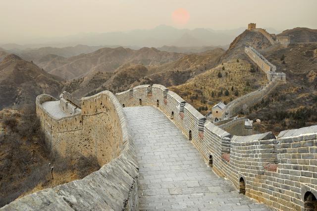 Great Wall of China (Thinkstock)